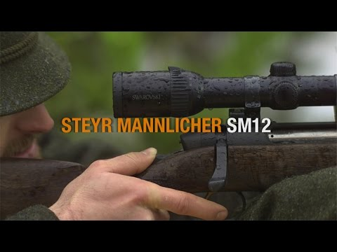 STEYR MANNLICHER SM12 – DESIGNED FOR THE MOMENT