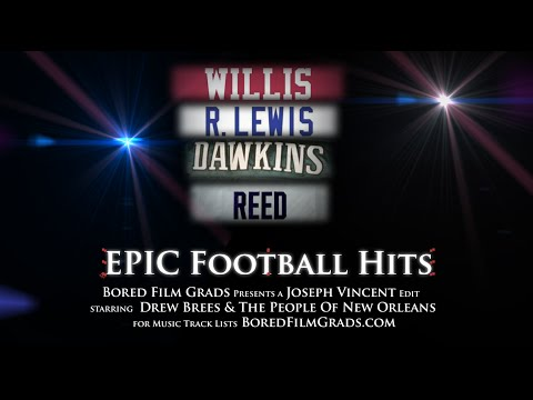 EPIC Football Hits Volume 2 - Layin' The Wood