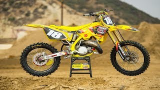 We believe 125s and low cost two-strokes are good for our sport and...
