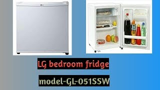 Lg bedroom fridge/lg refrigerator model GL-051SSW