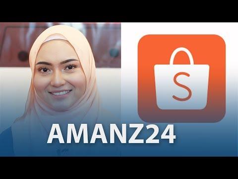 #Amanz24 - Shopee 2 Tahun, Kredit PSN Celcom, Maybank Pengecaman Wajah