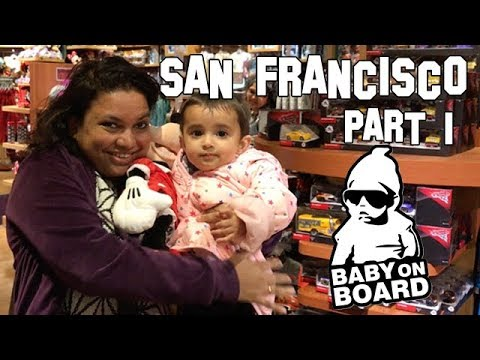 Weekend in San Francisco Part 1 | Travel With DY
