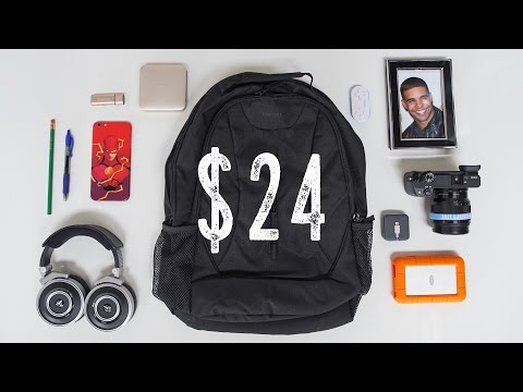 The $24 Tech Bag