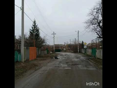 Ремонт дороги своими силами в Греческих ротах Таганрог.