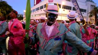 Minstrel Carnival 2013 in Cape Town