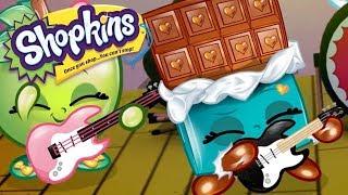 SHOPKINS Cartoon - CHOC N ROLL | Cartoons For Children