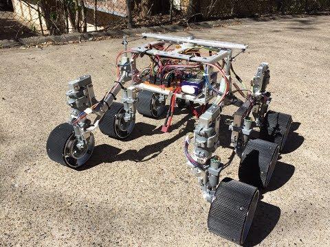 Mars Rover part 1
