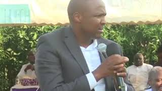 Nandi Hills MP Alfred Keter is praying literally that DP Ruto doesn't become Kenya's President