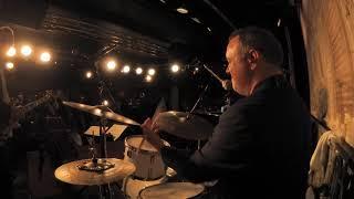 Marians Jazz Room Switzerland drum solo