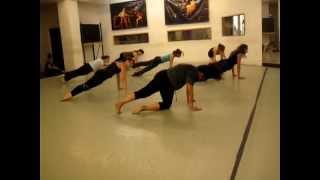 Hight Jazz Dance* Cours de Danse de Francine Ferreira le 2/06/2012