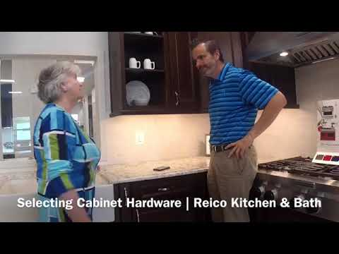 Selecting Cabinet Hardware | Reico Kitchen & Bath
