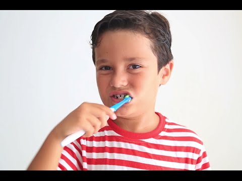 Video: How to Teach Your Child to Brush Their Teeth