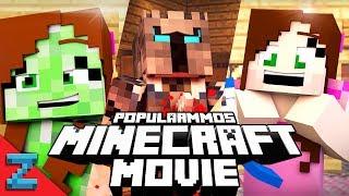 The Minecraft PopularMMOS MOVIE (Minecraft Animation Compilation)