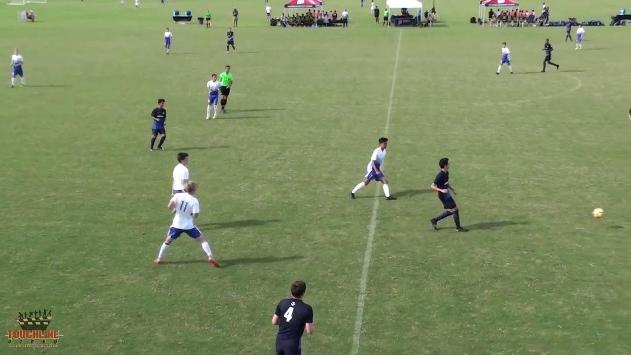 2afac90e0b7 Solar Soccer Club U17 DA v Armada FC Pro Academy U17 DA - YouTube