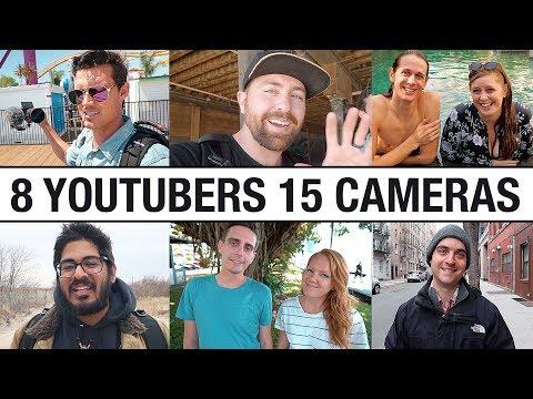 Best Vlogging Camera - 15 Potential Vlog Cameras