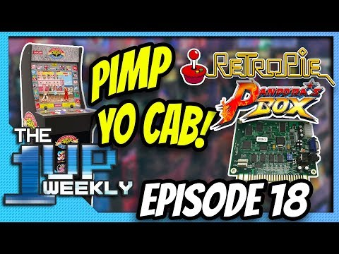 The 1up Weekly - How to Pimp Yo Cab! from The1upWeekly
