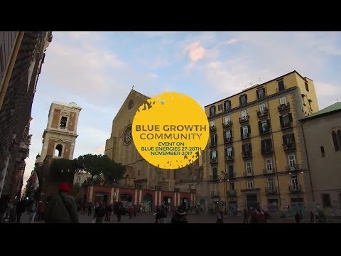 Innovation for the development of Blue Energies in the Mediterranean (Naples   27-28 Nov. 2017)