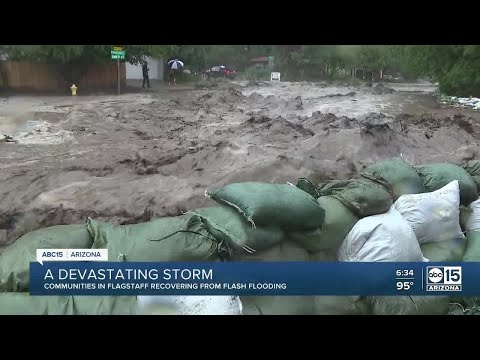 Flash flooding in Flagstaff keeps hitting same neighborhoods over and over again