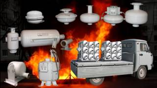 Модули пожаротушения