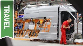 Factory Tour: Volkswagen