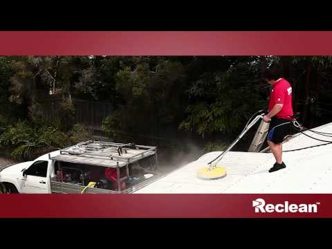 RECLEAN - ROOF CLEANING in BRISBANE