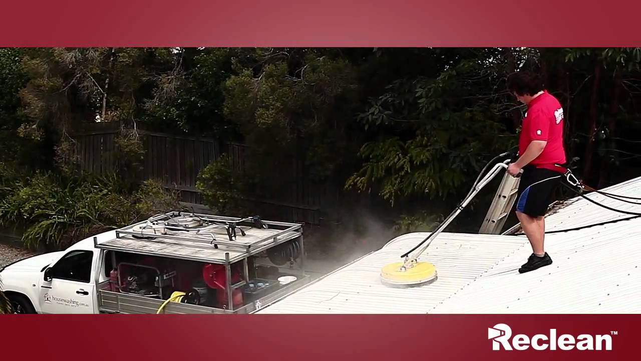 External House Cleaning | Exterior Building Washing Brisbane