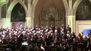 Windy City Gay Chorus and Treble Quire - Go Tell It On the Mountain & Jesus, What a Wonderful Child