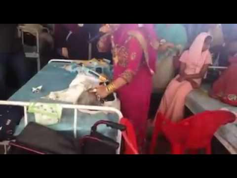 Kannur seenath in hospital