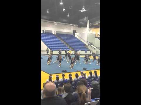 Southwest Christian Academy Varsity Cheer 2016