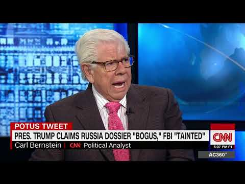 Bernstein: Trump presidency is tainted, not FBI