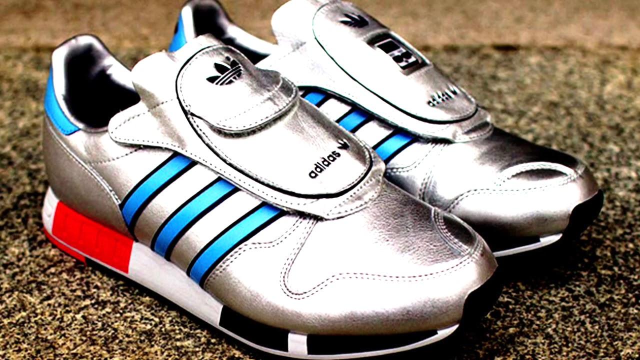 ROSCO MONTEREY talks about sneakers Adidas Micropacer  Schlussverkauf
