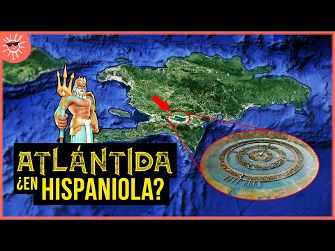 ¿Existió ATLÁNTIDA en HISPANIOLA? Analizando la evidencia (Fenicios en República Dominicana)