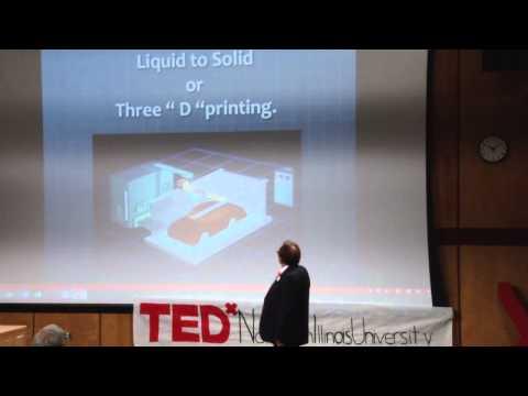 Overcoming obstacles | Giuliano Zuccato | TEDxNorthernIllinoisUniversity