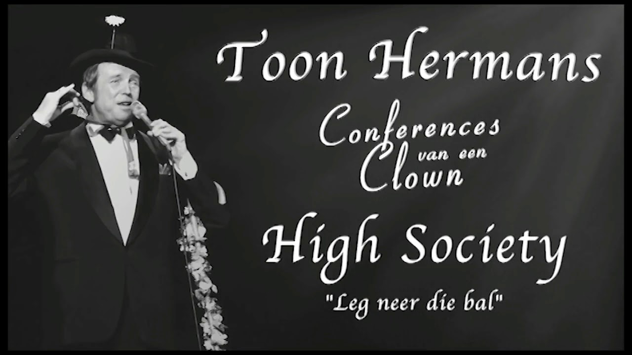 Onwijs De appelmoes van Toon Hermans - YouTube RX-75