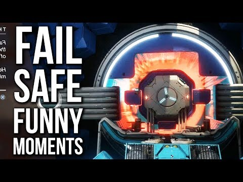 Destiny 2 - FAILSAFE Funny Moments