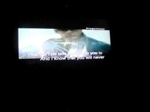 Akon ft Wilber Pan Be With You Karaoke in Hong Kong