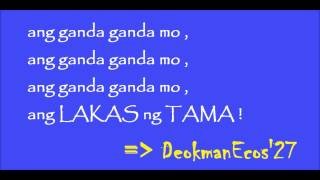 Lakas ng Tama - Ayeeman Ft. Mike kosa Official Lyrics