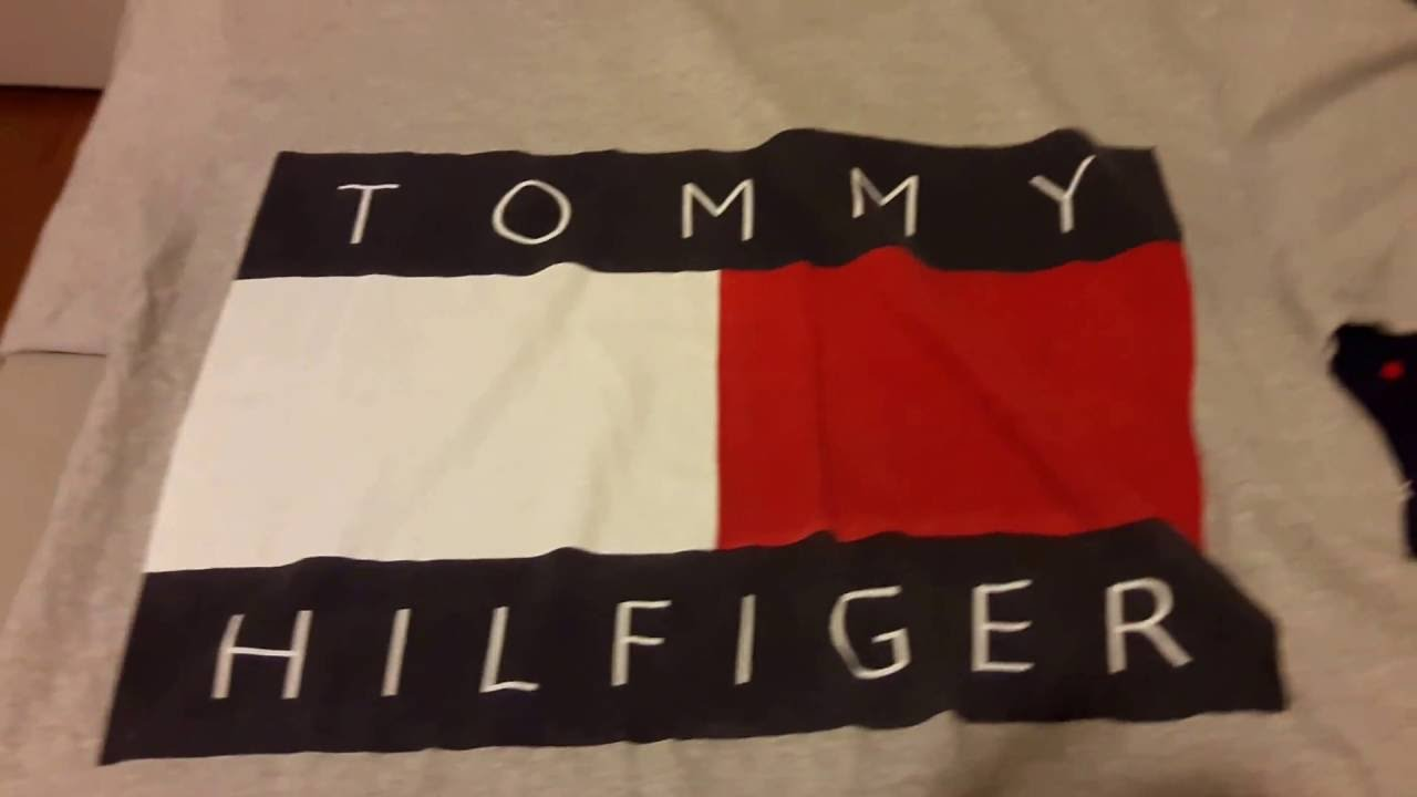 9e08d0ae TOMMY HILFIGER identification video - YouTube