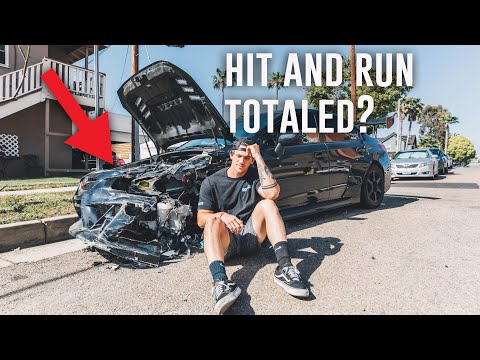 Drunk Driver DESTROYS My WRX..