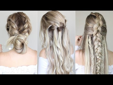 How To: Pinterest Hair | Recreating Pinterest Hairstyles