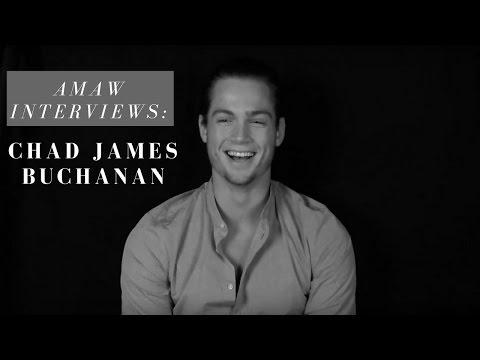 AMAW Interviews: Chad James Buchanan