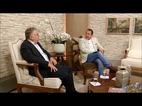 vídeo Prefeito Junior Finamore entrevistado por Paulo Leone  no programa Tendencias e Atualidades.