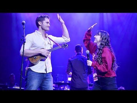 Parkland Students Perform Original Song During Star-Studded Benefit Concert