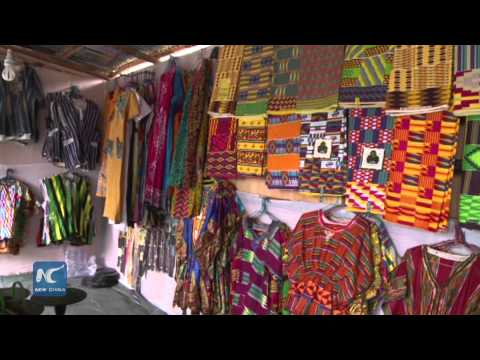 Nigeria's biggest art exhibition opens in Abuja