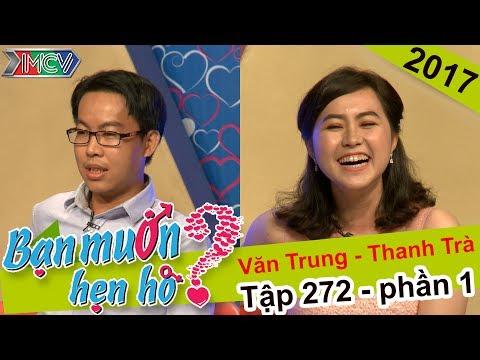 Ấn tượng với chàng trai tự tin nhận mình đẹp trai hơn Quyền Linh | Văn Trung - Thanh Trà | BMHH 272