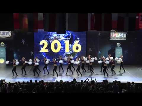 Music City Allstars [2016 Large Senior Pom Semis]