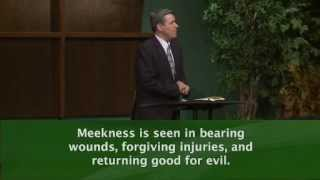 Blessed are the Meek | Sermon on Matthew 5:5 by Pastor Colin Smith | Definition of Meekness