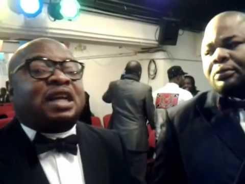 FACE AUX LOBBIES  POLITICO-FINANCIÈRE '/RÉACTIONS: HENRI MUKE, BOKETSHU WA YAMBO, FICHO BANGU...