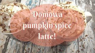 Jak zrobić Pumpkin Spice Latte? ☕ Przepis na KAWĘ DYNIOWĄ!