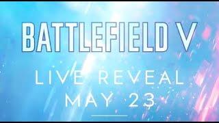 BATTLEFIELD V IS A EPIC MONSTER OMG! THE TRAILER | HipHopGamer LIVE